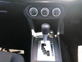 2008 Mitsubishi Lancer CJ VR White 6 Speed CVT Auto Sequential Sedan