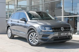 2017 Volkswagen Tiguan 5N MY17 110TSI DSG 2WD Trendline Grey 6 Speed Sports Automatic Dual Clutch.
