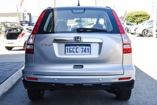 2011 Honda CR-V RE MY2011 4WD Silver 5 Speed Automatic Wagon