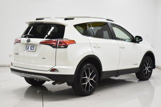 2018 Toyota RAV4 ALA49R MY18 GXL (4x4) White 6 Speed Automatic Wagon