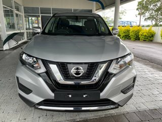 2019 Nissan X-Trail T32 Series 2 ST (2WD) Silver Continuous Variable Wagon.