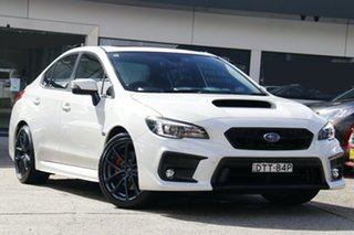 2017 Subaru WRX V1 MY17 Premium Lineartronic AWD White Pearl 8 Speed Constant Variable Sedan.