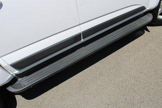 2014 Holden Colorado RG MY14 LTZ Crew Cab 4x2 White 6 Speed Manual Utility