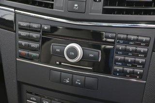 2010 Mercedes-Benz E-Class C207 E350 7G-Tronic Avantgarde Grey 7 Speed Sports Automatic Coupe