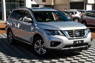 2019 Nissan Pathfinder R52 Series III MY19 ST-L X-tronic 2WD Silver 1 Speed Constant Variable Wagon.