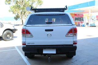 2014 Mazda BT-50 MY13 XT Hi-Rider (4x2) White 6 Speed Automatic Dual Cab Utility