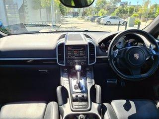 2011 Porsche Cayenne 92A MY11 S Tiptronic Grey 8 Speed Sports Automatic Wagon