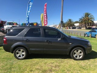 2009 Ford Territory SY MkII TS RWD Grey 4 Speed Sports Automatic Wagon.