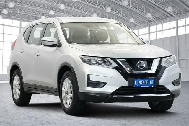 Used Nissan X-Trail T32 Series II ST X-tronic 4WD Victoria Park, 2019 Nissan X-Trail T32 Series II ST X-tronic 4WD Silver 7 Speed Constant Variable Wagon