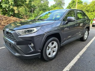2019 Toyota RAV4 Axah52R GX 2WD Grey 6 Speed Constant Variable Wagon Hybrid