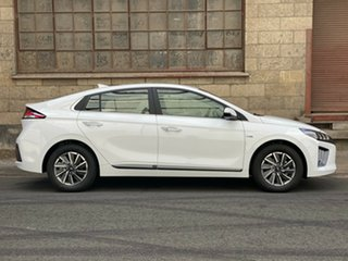 2020 Hyundai Ioniq AE.3 MY20 electric Premium Polar White 1 Speed Automatic Fastback