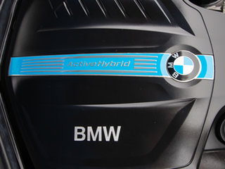 2013 BMW Activehybrid 3 F30 Estoril Blue 8 Speed Automatic Sedan