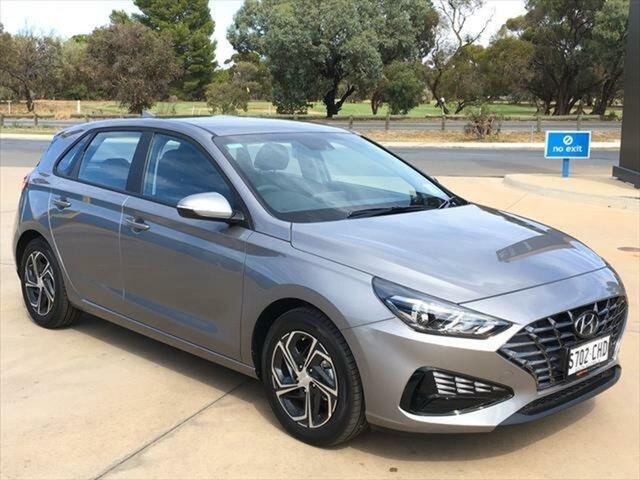 Demo Hyundai i30 PD.V4 MY21 Berri, 2020 Hyundai i30 PD.V4 MY21 Fluidic Metal 6 Speed Sports Automatic Hatchback