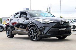 2020 Toyota C-HR NGX10R Koba S-CVT 2WD Black 7 Speed Constant Variable Wagon.