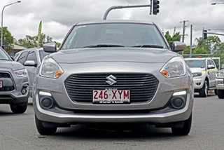 2017 Suzuki Swift AZ GL Grey 1 Speed Constant Variable Hatchback.