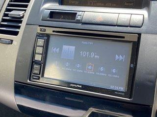 2008 Toyota Prius NHW20R Black 1 Speed Constant Variable Liftback Hybrid