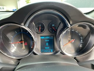 2013 Holden Cruze JH Series II MY14 SRi-V Blue 6 Speed Sports Automatic Hatchback
