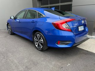 2016 Honda Civic 10th Gen MY16 VTi-L Blue 1 Speed Constant Variable Sedan
