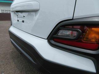 2019 Hyundai Kona OS.2 MY19 Active 2WD White 6 Speed Sports Automatic Wagon