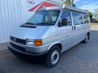 2003 Volkswagen Transporter Campervan  Trakka Silver 4 Speed Automatic Van