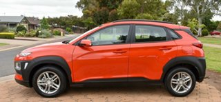 2019 Hyundai Kona OS.2 MY19 Active 2WD Orange 6 Speed Sports Automatic Wagon