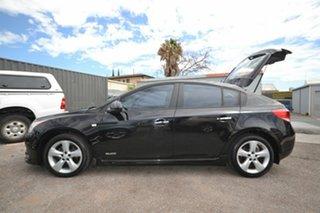 2012 Holden Cruze JH MY12 SRi Black 6 Speed Automatic Hatchback.