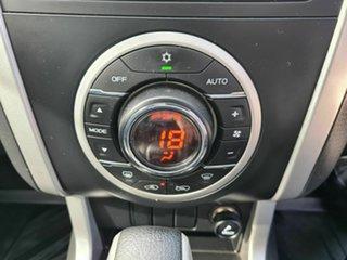 2015 Isuzu D-MAX MY15 LS-Terrain Crew Cab Silver 5 Speed Sports Automatic Utility