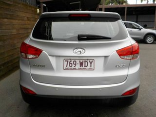 2010 Hyundai ix35 LM Active Silver 6 Speed Sports Automatic Wagon