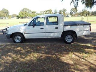2002 Toyota Hilux RZN149R MY02 4x2 5 Speed Manual Utility