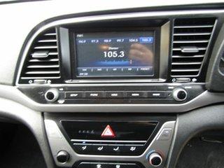 2016 Hyundai Elantra AD MY17 Active Silver 6 Speed Sports Automatic Sedan