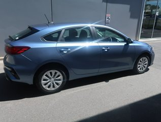 2020 Kia Cerato BD MY21 S Blue 6 Speed Sports Automatic Hatchback