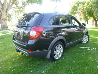 2010 Holden Captiva CG LX Black Sports Automatic Wagon
