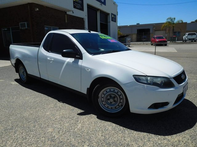 Used Ford Falcon FG MkII Ute Super Cab Wangara, 2011 Ford Falcon FG MkII Ute Super Cab White 6 Speed Sports Automatic Utility