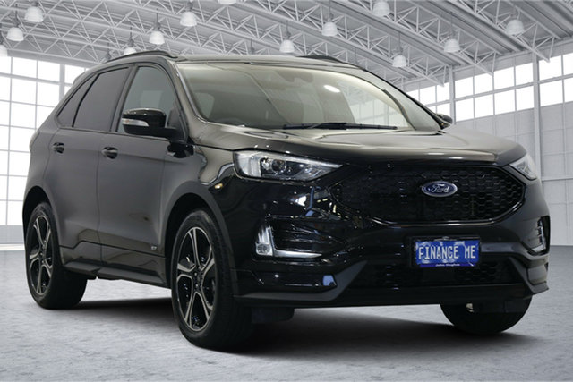 Used Ford Endura CA 2019MY ST-Line Victoria Park, 2019 Ford Endura CA 2019MY ST-Line Black 8 Speed Sports Automatic Wagon