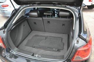 2012 Holden Cruze JH MY12 SRi Black 6 Speed Automatic Hatchback