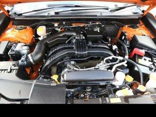 2019 Subaru XV MY19 2.0I-S Orange Continuous Variable Wagon