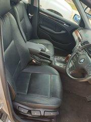 2000 BMW 323i Silver 4 Speed Automatic Sedan.