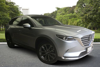 2020 Mazda CX-9 TC Azami SKYACTIV-Drive i-ACTIV AWD Sonic Silver 6 Speed Sports Automatic Wagon.