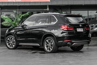 2014 BMW X5 F15 xDrive30d Black 8 Speed Sports Automatic Wagon.