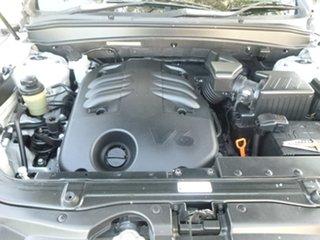 2008 Hyundai Santa Fe CM SLX Silver Sports Automatic Wagon