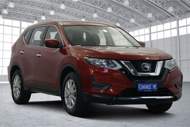 Used Nissan X-Trail T32 Series II ST X-tronic 4WD Victoria Park, 2019 Nissan X-Trail T32 Series II ST X-tronic 4WD Red 7 Speed Constant Variable Wagon