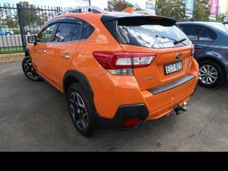 2019 Subaru XV MY19 2.0I-S Orange Continuous Variable Wagon.