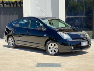 2008 Toyota Prius NHW20R Black 1 Speed Constant Variable Liftback Hybrid.