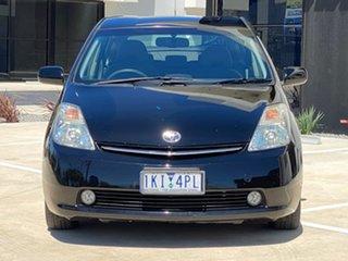 2008 Toyota Prius NHW20R Black 1 Speed Constant Variable Liftback Hybrid.