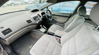 2007 Honda Civic 8th Gen MY07 VTi Silver 5 Speed Automatic Sedan