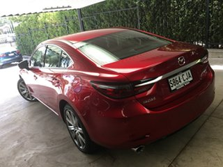 2020 Mazda 6 GL1033 Atenza SKYACTIV-Drive Soul Red 6 Speed Sports Automatic Sedan