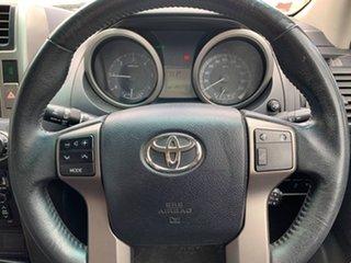 2010 Toyota Landcruiser Prado KDJ150R GXL (4x4) Ebony 5 Speed Sequential Auto Wagon
