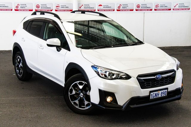 Pre-Owned Subaru XV G5X MY19 2.0i Lineartronic AWD Myaree, 2018 Subaru XV G5X MY19 2.0i Lineartronic AWD 7 Speed Constant Variable Wagon