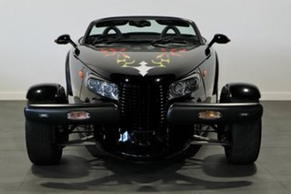 2000 Plymouth Prowler Black 4 Speed Automatic.