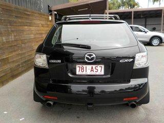 2009 Mazda CX-7 ER1031 MY07 Luxury Black 6 Speed Sports Automatic Wagon